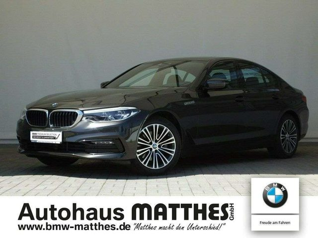 BMW, 520, d xDrive Head-Up HiFi DAB LED WLAN GSD Shz