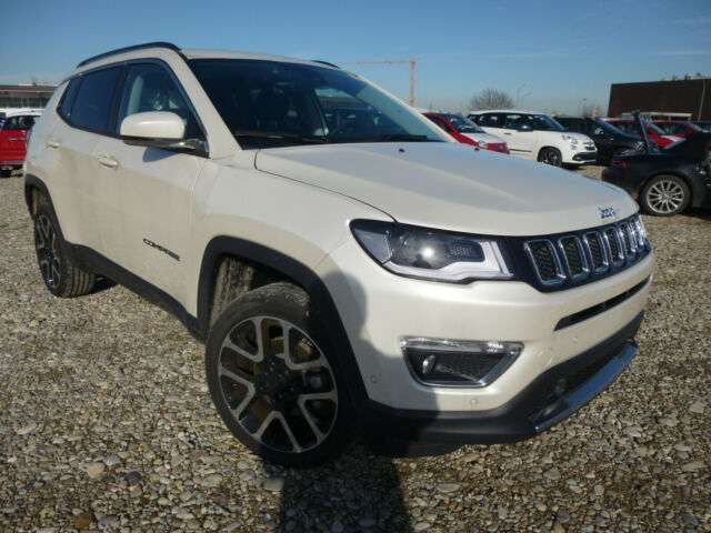 Jeep, Compass, Limited 170 MY18 4WD 6d-temp !!