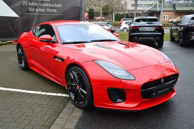 F-Type, Coupe P340 R-Dynamic Black Design Alu 20