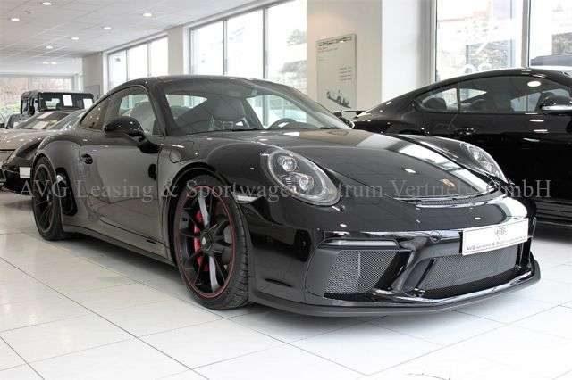 911, GT3 Touring NUR 1.180km/DT/Lift/Vollsch.Sitz