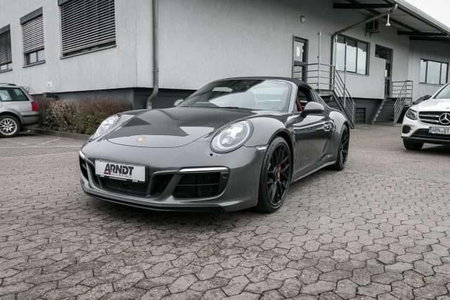 Porsche, 911, Targa 4 GTS PDCC LED PCMNavi Bose Kam Chrono