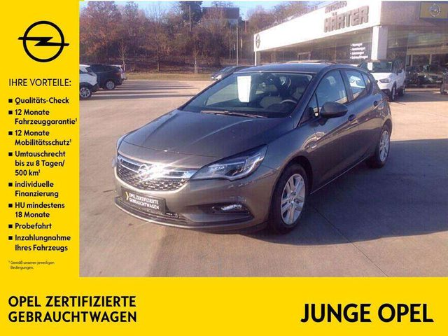 Opel, Astra, K 1.4 Turbo Edition Parkpilot Sitzheizung 400 KM!