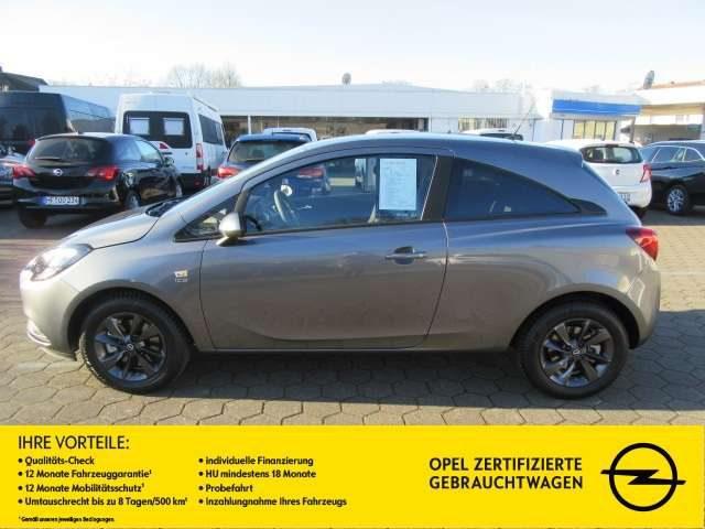 Opel, Corsa, E 3-trg. 120 Jahre 1,4 ecoFlex