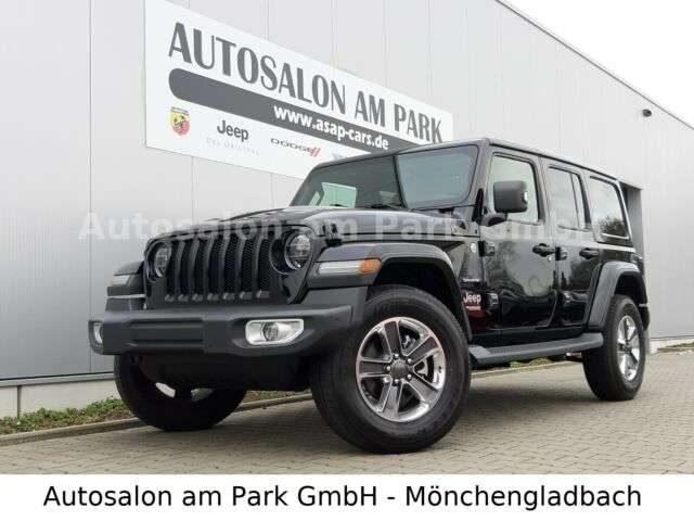 Jeep, Wrangler, Unlimited 2.2 MJ 399,- ¤ mtl.0,99% Fin.