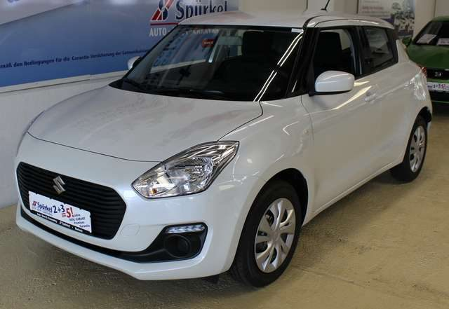 Swift, 1.2 Dualjet Club ,Klimaanlage,