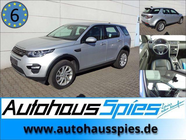 Discovery Sport, 2,0 TD4 Aut. 4WD SE EURO 6 Panorama Bi-Xenon