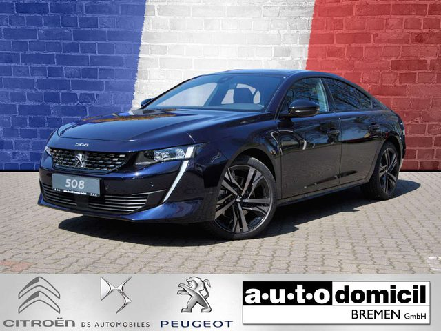Peugeot, 508, GT First Edition HDi 180 EAT8+LED+Night Vision+SH