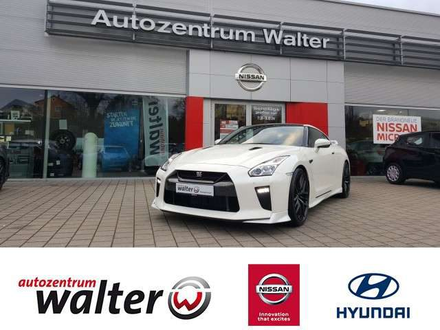 GT-R, Black Edition MY19 570PS !!Aktionsleasing!!