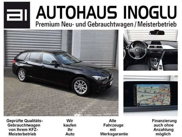 BMW, 318, d Touring Autom. Navi SHZ PDC el.Heckl Euro6