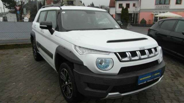 BJ20, BAIC BJ20 Luxury * Automatik