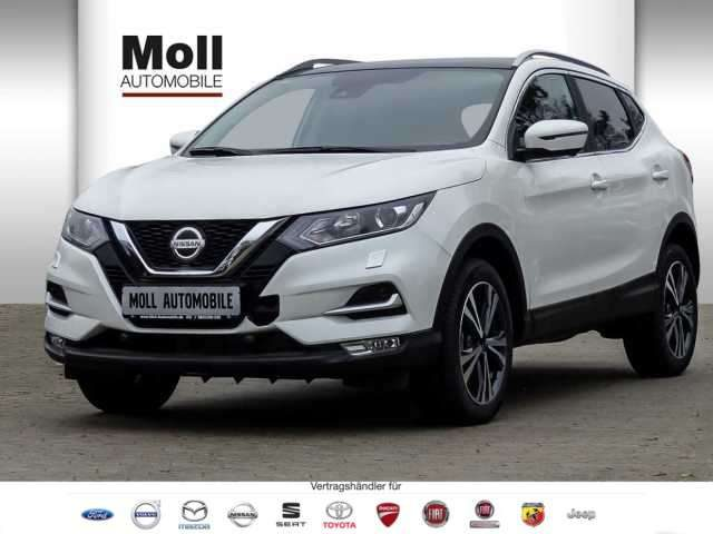 Nissan, Qashqai, 1.3 DIG-T 140PS N-Connecta FSH