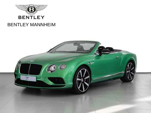 Continental, GTC V8 S von BENTLEY MANNHEIM