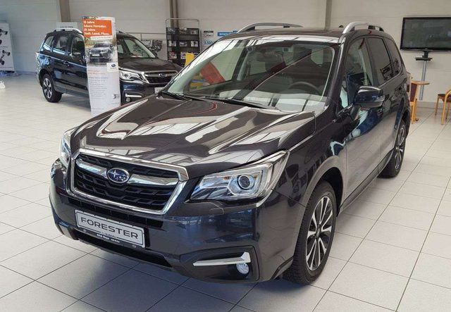 Forester, 2.0X Lineartronic Platinum (SJ)
