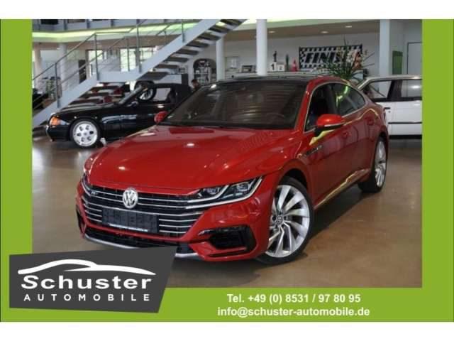Volkswagen, Arteon, R-Line 2.0TSI*4Mot DCC StandHZG Head-Up