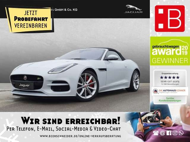 F-Type, Cabriolet R AWD 1.179,- LEASING 45 MONATE, 10.000