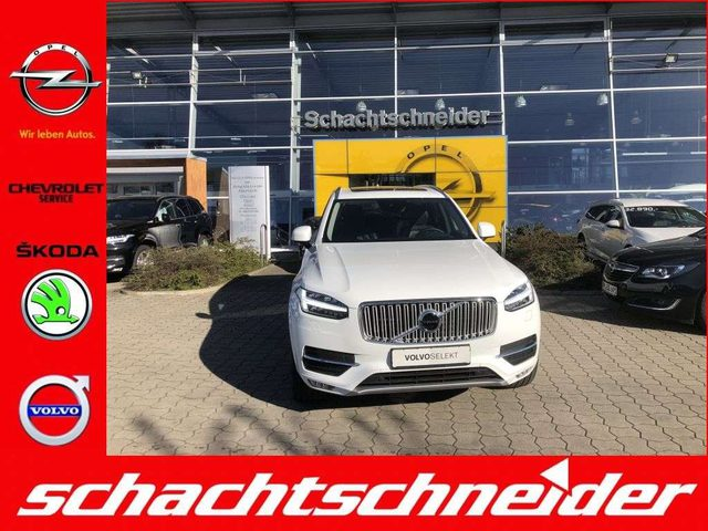 XC90, D5 AWD Geartr. Inscription+Stand.+Panorama+