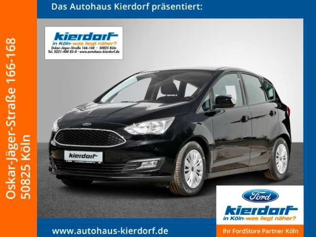 C-Max, Cool&Connect * Compact * Winter-Paket * Navi/Freis