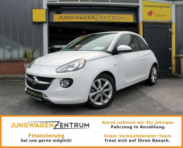 Opel, Adam, Jam 1.0 T *PDC*Alufelgen*AW*wie NEU*