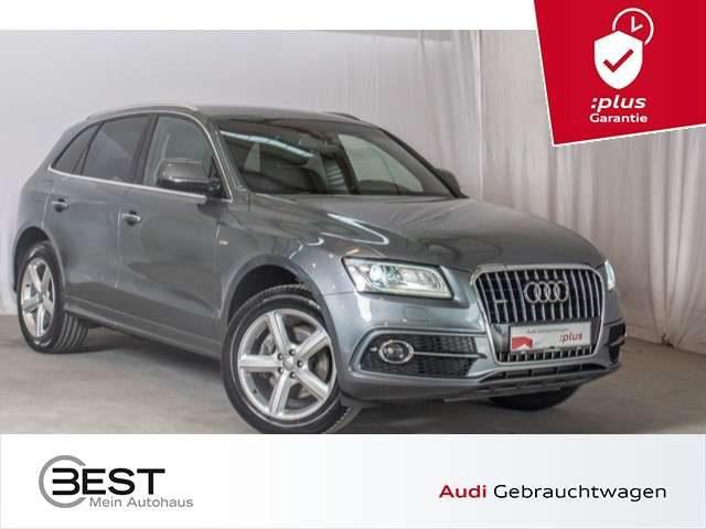 Audi, Q5, 3.0 TDI EU6 quattro 3x S-Line Navi+, Xenon+, B&O,