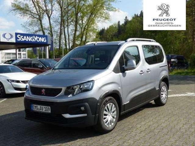 Rifter, Peugeot Active L1 HDI 130 Euro 6 Automatik