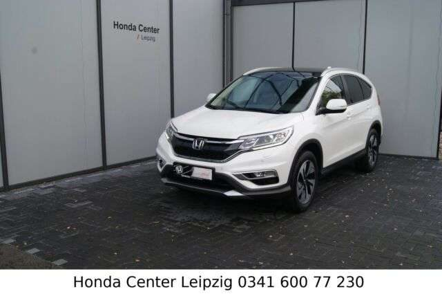 CR-V, 4WD 1.6 Executive/Euro6