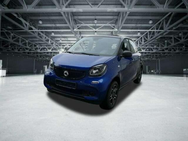 forFour, 52 kW+passion+Cool&Audio+SHZ+Faltdach