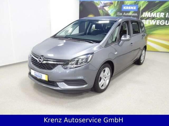 Opel, Zafira, 1.4 Turbo Edition Klima+On Star+
