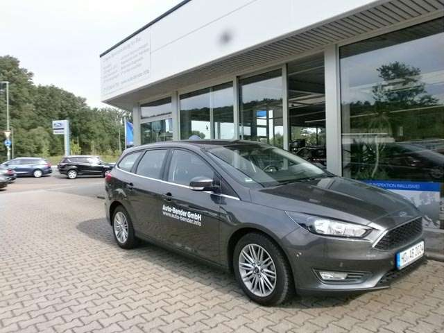 Focus, Turnier 1.5 TDCi Start-Stopp-System COOL&Connect