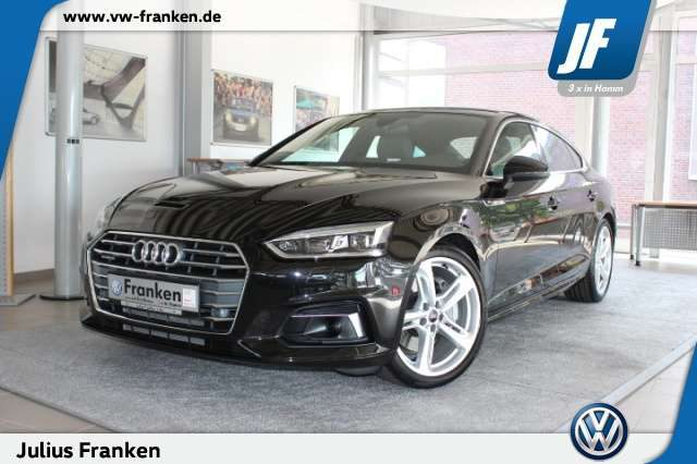 A5, Sportback Sport S-line ACC Lane Ass Navi LED