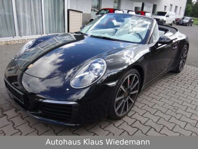 911, Urmodell /991 Carrera S Aut. Cabrio - Porsche-Gara
