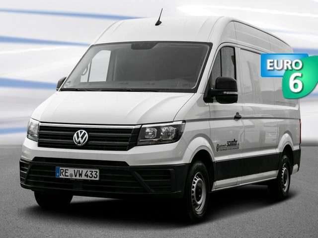 Volkswagen, Crafter, 30 Kasten L2 H2 75 KW 6-Gang Holzb + Seitenwände