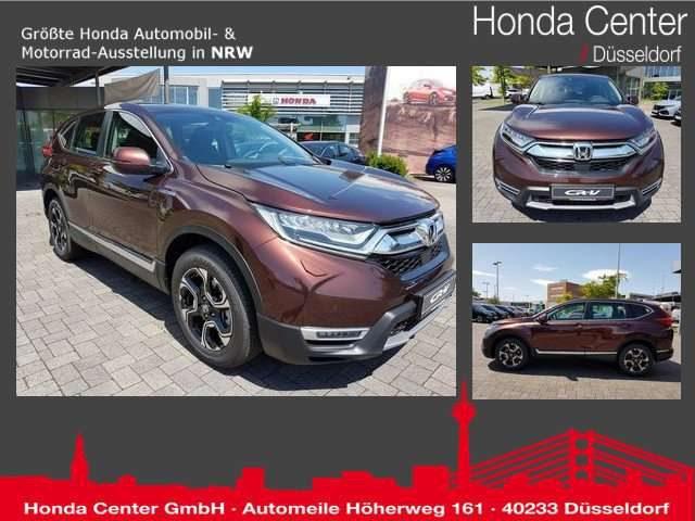 Honda, CR-V, HYBRID 2.0 ELEGANCE 4WD