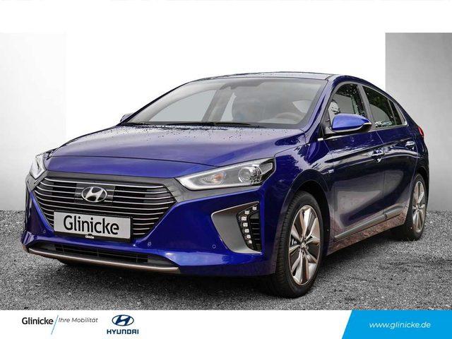 Ioniq, Premium Hybrid Sitzpaket Navi Xenon