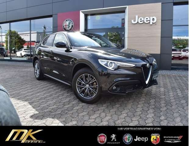 Stelvio, Super 2.2 Q4 AT8 *ACC*NAVI*GARANTIE*
