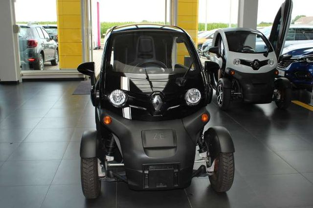 Twizy, (ohne Batterie) Sport Edition White**