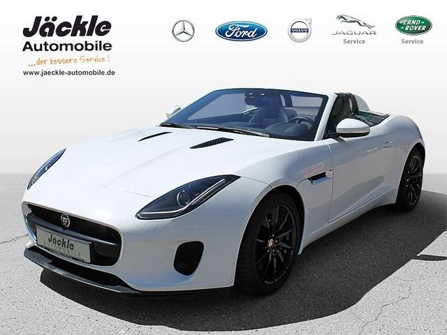 F-Type, Basis Cabriolet