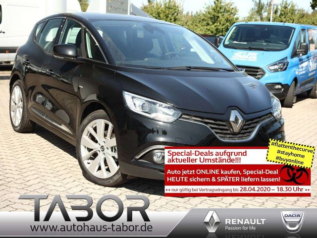 Renault, Scenic, IV 1.3 TCe 115 Limited Bluetooth 20Z DAB
