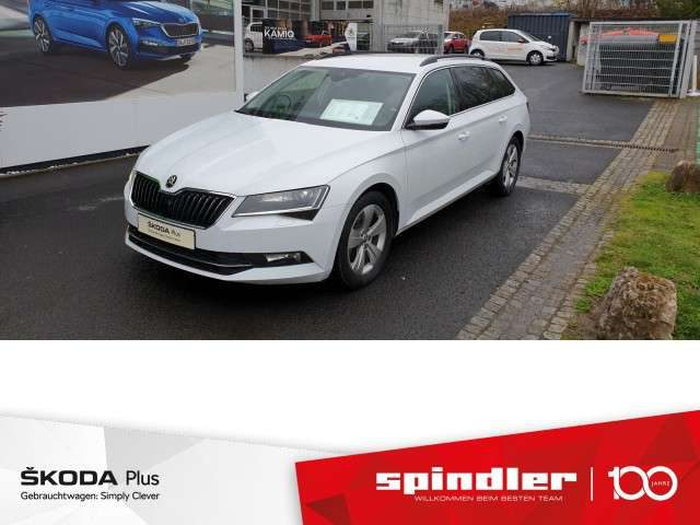 Skoda, Superb, Combi Ambition 2.0TDI 150PS KLIMA NAVI SHZ