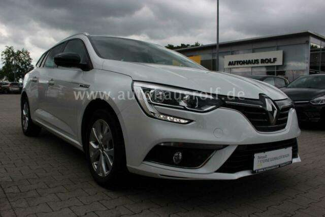 Megane, Grandtour Limited Deluxe TCe 140 GPF NAVI