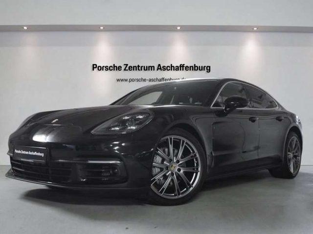 Porsche, Panamera, 4S Luftfed Sportabgas Komfort InnoDrive