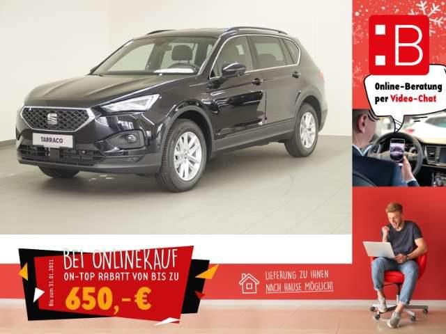 SEAT, Tarraco, 2.0 TDI Style Finanz. 320 EUR 5-SITZER NAVI AHK LE