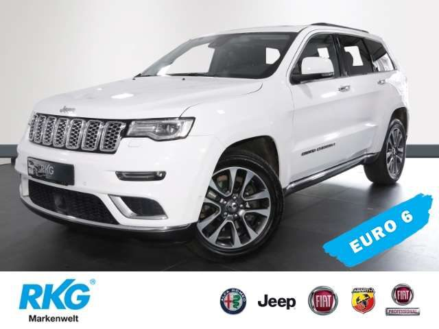 Jeep, Grand Cherokee, Summit 3.0 CRD AT, Leder, Panoramadach,