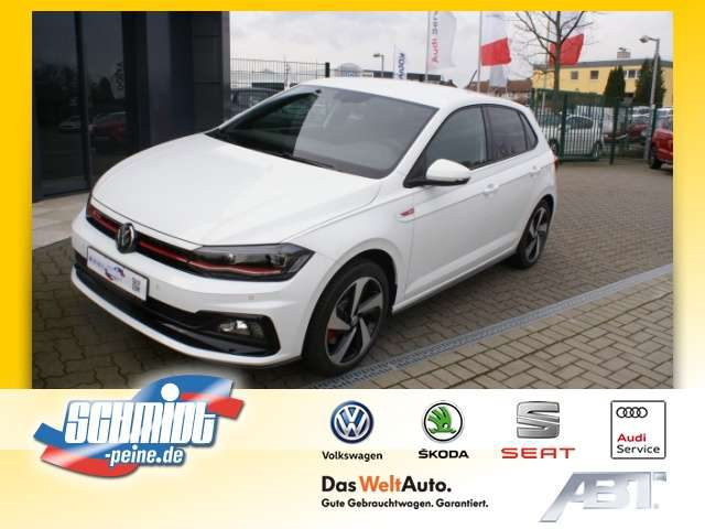 Polo GTI, TSI DSG 200PS ACC ActiveInfoLED