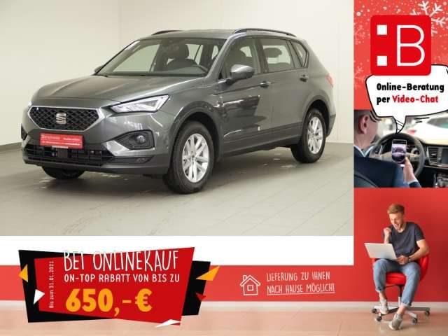 SEAT, Tarraco, 2.0 TDI Style Finanz. 300 EUR 5-SITZER NAVI LED VI