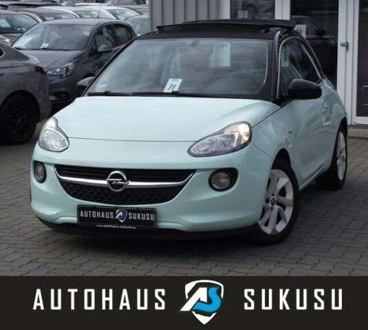 Opel, Adam, 1.2 Open Air - 1.Hand -