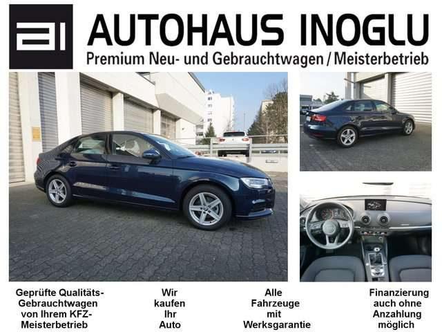 A3, 1.6 TDI Sport Xenon Standhzng Navi Euro6