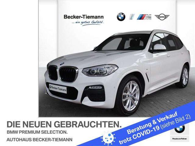 BMW, X3, xDrive20d M Sport HUD Navi Panorama AHK
