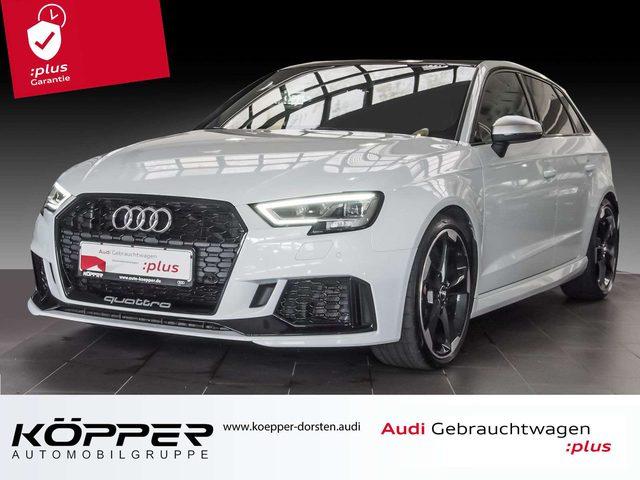 Audi, RS3, Sportback 2.5 TFSI qu. S-tron. 3,99% FIN LED PAOR