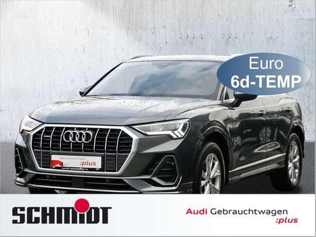 Audi, Q3, 45 TFSI quattro S line Navi+, SHZ, PDC+, GRA, Vir