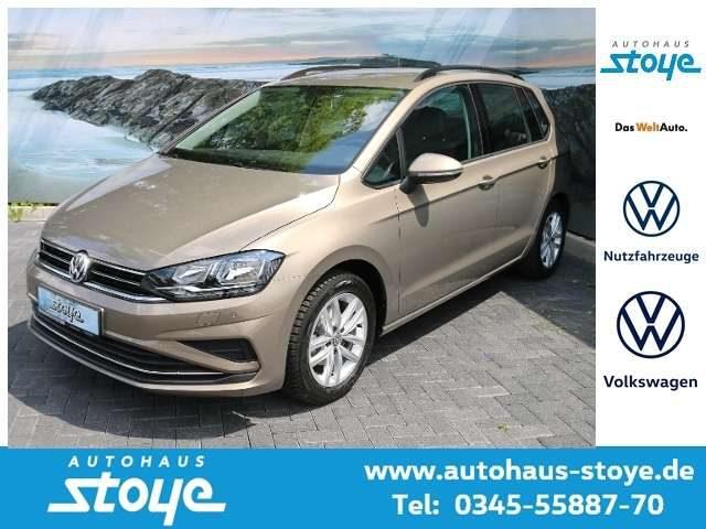 Volkswagen, Golf Sportsvan, 1.0 TSI DSG Klima Sitzheizung